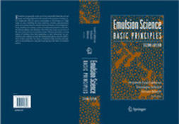 Bibette, Jérôme - Emulsion Science, ebook