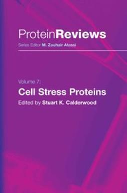 Calderwood, Stuart K. - Cell Stress Proteins, ebook