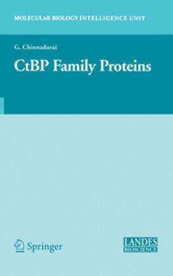 Chinnadurai, G. - GtBP Family Proteins, ebook