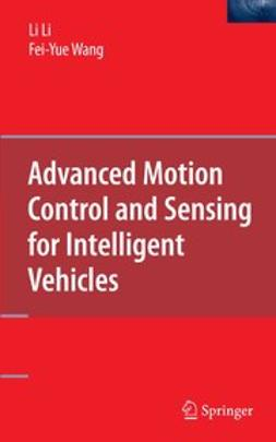 Li, Li - Advanced Motion Control and Sensing for Intelligent Vehicles, ebook