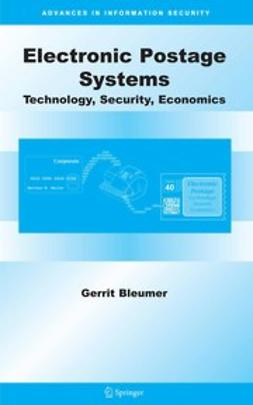 Bleumer, Gerrit - Electronic Postage Systems, e-bok