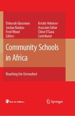 Glassman, Deborah - Community Schools in Africa:, ebook