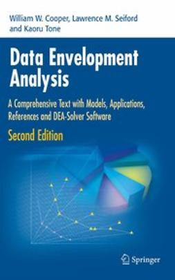 Cooper, William W. - Data Envelopment Analysis, ebook