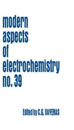 Gamboa-Aldeco, Maria E. - Modern Aspects Of Electrochemistry, ebook