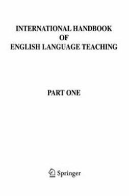 Cummins, Jim - International Handbook of English Language Teaching, e-kirja