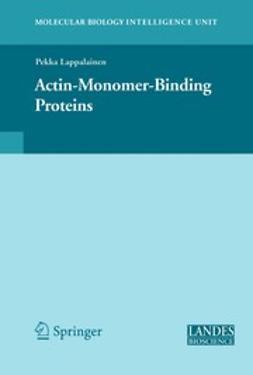 Lappalainen, Pekka - Actin-Monomer-Binding Proteins, e-kirja