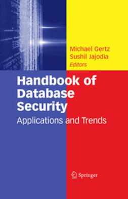 Gertz, Michael - Handbook of Database Security, ebook