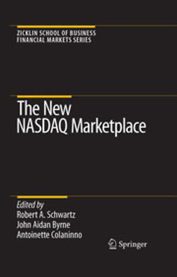 Byrne, John Aidan - The New Nasdaq Marketplace, e-kirja