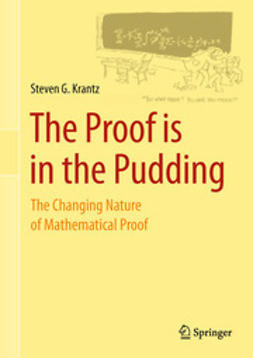 Krantz, Steven G. - The Proof is in the Pudding, ebook