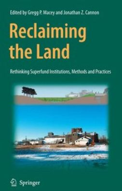 Cannon, Jonathan Z. - Reclaiming the Land, ebook