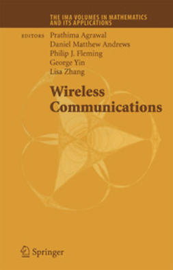 Agrawal, Prathima - Wireless Communications, ebook