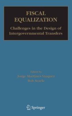 Martinez-Vazquez, Jorge - Fiscal Equalization, ebook
