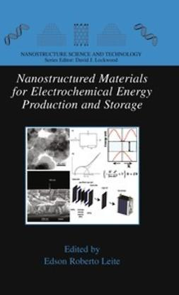 Leite, Edson Roberto - Nanostructured Materials for Electrochemical Energy Production and Storage, e-bok