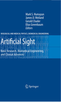Chader, Gerald - Artificial Sight, ebook
