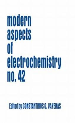 Gamboa-Aldeco, Maria E. - Modern Aspects of Electrochemistry, e-bok