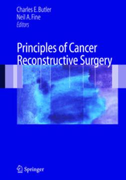 Butler, Charles E. - Principles of Cancer Reconstructive Surgery, ebook
