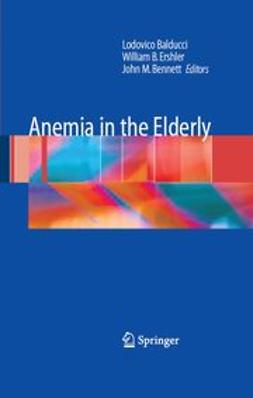 Balducci, Lodovico - Anemia in the Elderly, ebook