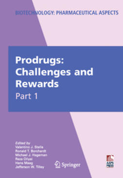 Borchardt, Ronald T. - Prodrugs, ebook