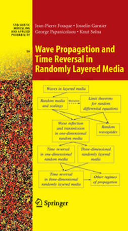 Fouque, Jean-Pierre - Wave Propagation and Time Reversal in Randomly Layered Media, ebook