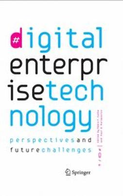 Cunha, Pedro Filipe - Digital Enterprise Technology, ebook