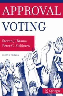 Brams, Steven J. - Approval Voting, ebook