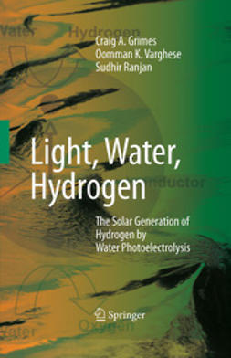 Grimes, Craig A. - Light, Water, Hydrogen, ebook