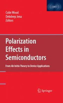 Jena, Debdeep - Polarization Effects in Semiconductors, ebook