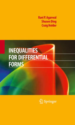 Agarwal, Ravi P. - Inequalities for Differential Forms, ebook