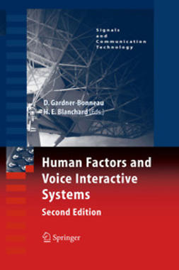 Blanchard, Harry E. - Human Factors and Voice Interactive Systems, ebook