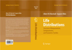 Marshall, Albert W. - Life Distributions, ebook