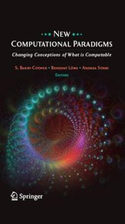 Cooper, S. Barry - New Computational Paradigms, ebook