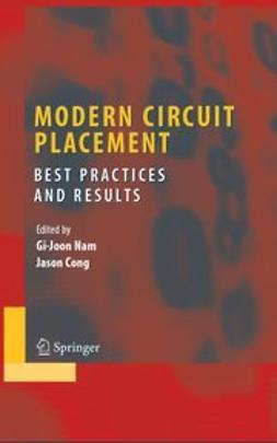 Cong, Jason - Modern Circuit Placement, ebook