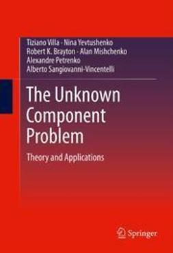 Villa, Tiziano - The Unknown Component Problem, ebook