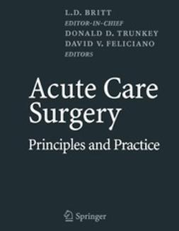 Britt, L. D. - Acute Care Surgery, ebook