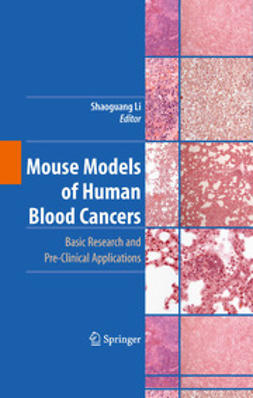 - Mouse Models of Human Blood Cancers, ebook
