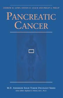 Leach, Steven D. - Pancreatic Cancer, ebook