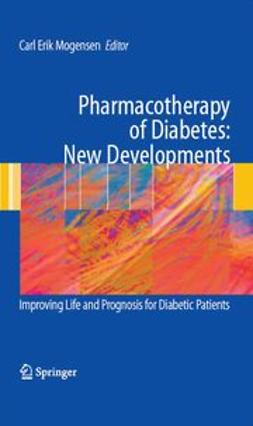 Mogensen, Carl Erik - Pharmacotherapy of Diabetes: New Developments, ebook