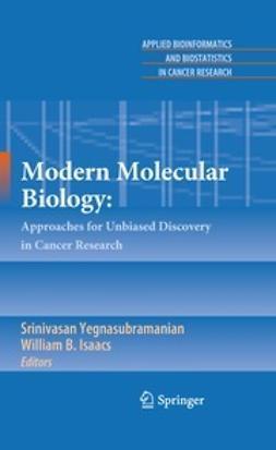 Yegnasubramanian, Srinivasan - Modern Molecular Biology:, ebook
