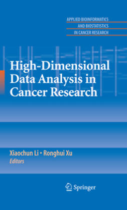 - High-Dimensional Data Analysis in Cancer Research, ebook