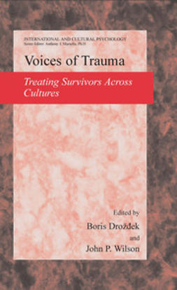 Drožđek, Boris - Voices of Trauma, ebook