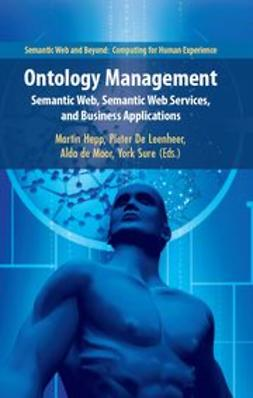Hepp, Martin - Ontology Management, ebook
