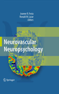 Lazar, Ronald - Neurovascular Neuropsychology, ebook