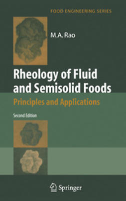 Rao, M. Anandha - Rheology of Fluid and Semisolid Foods, ebook