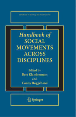 Klandermans, Bert - Handbook of Social Movements Across Disciplines, ebook