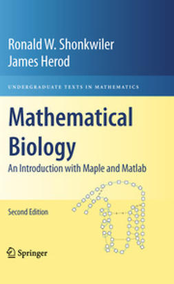 Shonkwiler, Ronald W. - Mathematical Biology, ebook