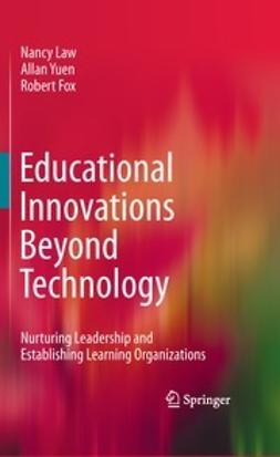 Law, Nancy - Educational Innovations Beyond Technology, ebook