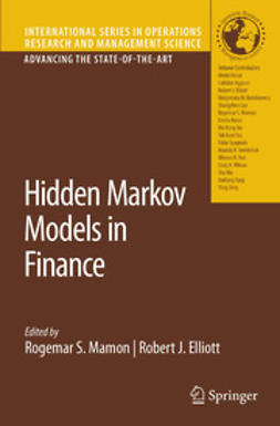 Elliott, Robert J. - Hidden Markov Models in Finance, ebook