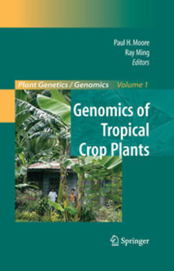 Ming, Ray - Genomics of Tropical Crop Plants, ebook