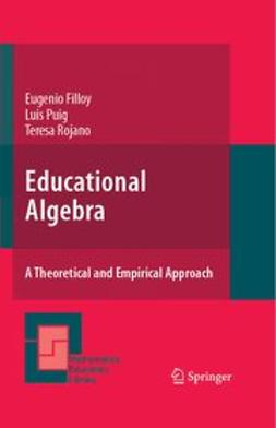Filloy, Eugenio - Educational Algebra, ebook