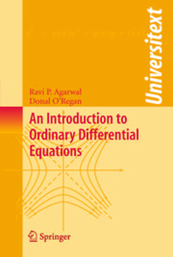 - An Introduction to Ordinary Differential Equations, ebook